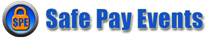 Safe Pay Events logo